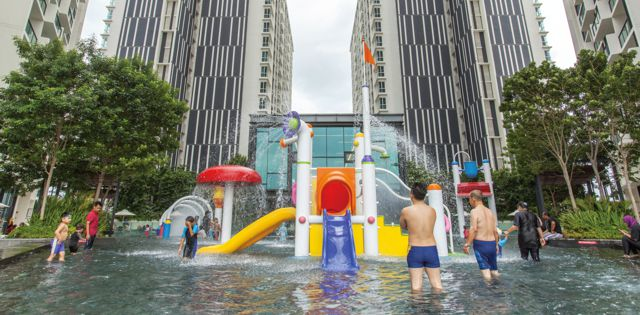 Spray & Play: Splash Play Areas & Water Playgrounds Continue to Evolve