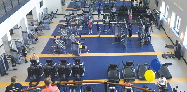 Select Your Surface: Sports & Fitness Flooring Fundamentals for Your Facility