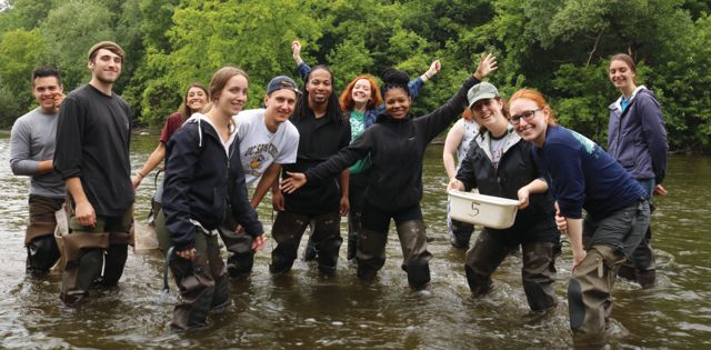 Conservation Conversations: How to Get Your Department and Community More Environmentally Aware