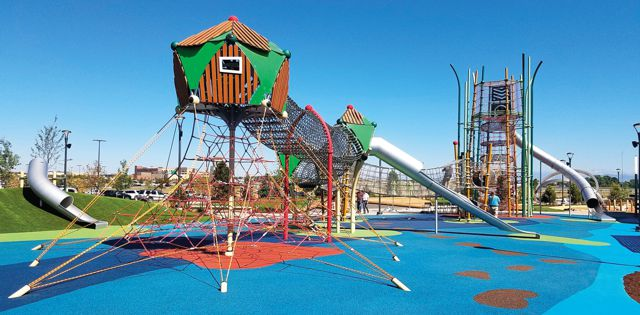 Choose Your Own Adventure: Assess Needs, Get Input to Select the Right Play Equipment