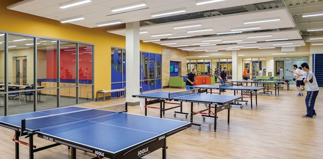Aiming for Versatility: Trends in Multipurpose Facilities