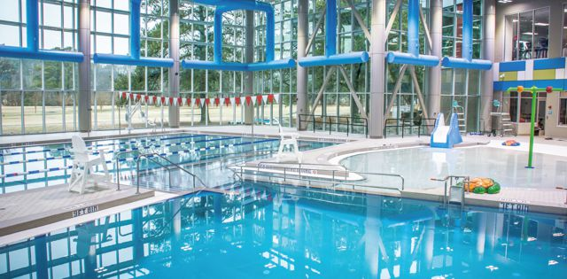 New Pool Rules: The Newest Natatorium Designs Offer Something for Everyone