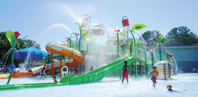Making a Splash!: The Latest Trends in Splash Play Design