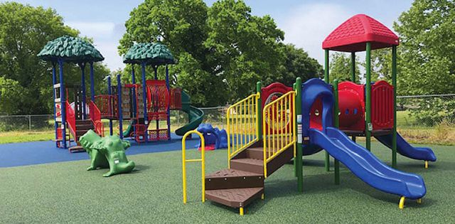 In Safe Keeping: The Right Surface Is Crucial to Playground Safety