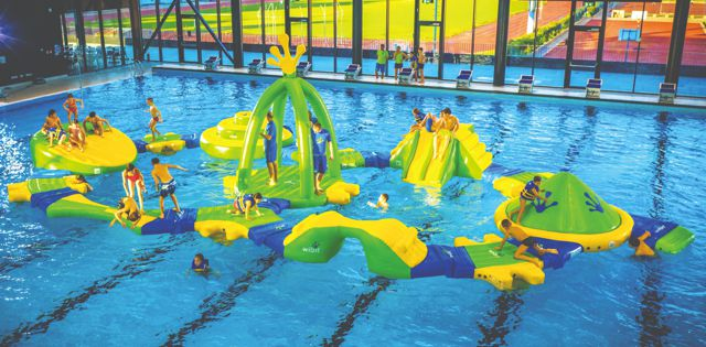 A Wealth of Water Fun: Recreation, Therapeutic Activities Enhance Aquatic Programs