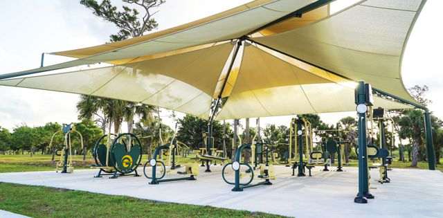 Getting Fit in the Great Outdoors: Innovative Equipment to Expand Your Community of Wellness