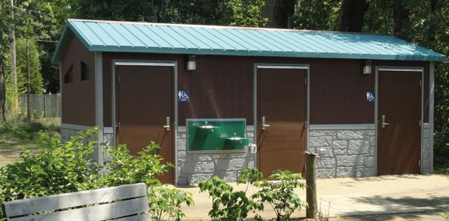 For Your Convenience: Prefabricated Restroom Structures Provide Ease, Comfort & Durability