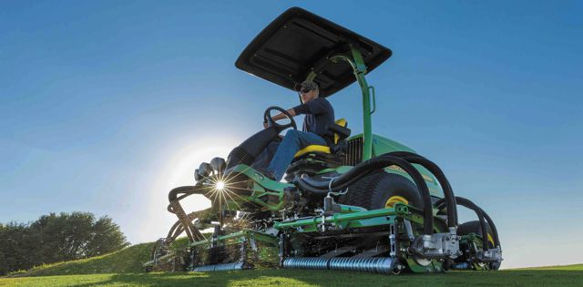 Grounds for Improvement: New Efficiencies Drive Better Maintenance Practices