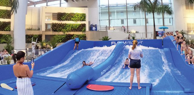 Just Add Water: Indoors or Out, Waterparks Offer Fun for All