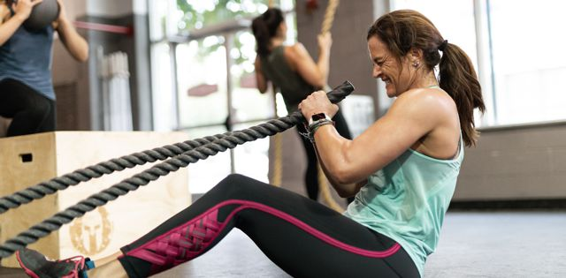 Fitness for Life: An Expanding Audience, and Other Fitness Trends