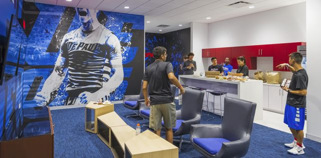 Get Smart: Locker Rooms in the New Decade