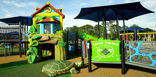 Playgrounds That Pop: Building A Better Playground