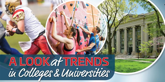 Trends in Colleges & Universities: A Look at Trends in Colleges & Universities
