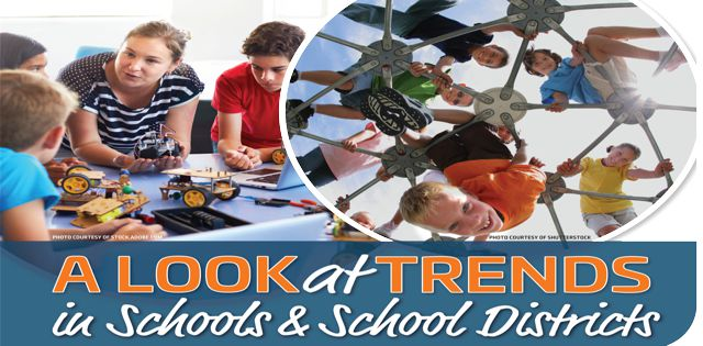 Trends in Schools & School Districts: A Look at Trends in Schools & School District