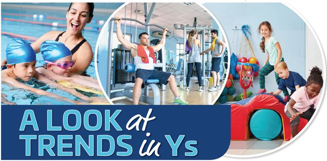 Trends in YMCAs, YWCAs, JCCs and Boys & Girls Clubs: A Look at Trends in Ys