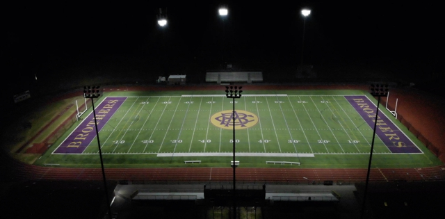 Five Questions to Ask About LED Sports Lighting