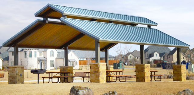 Out of the Sun: Shelters & Shade Structures Create Well-Rounded Public Spaces