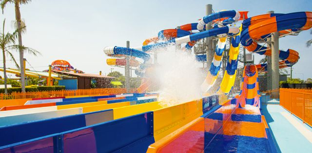 The Water's Fine!: What's New in Waterparks