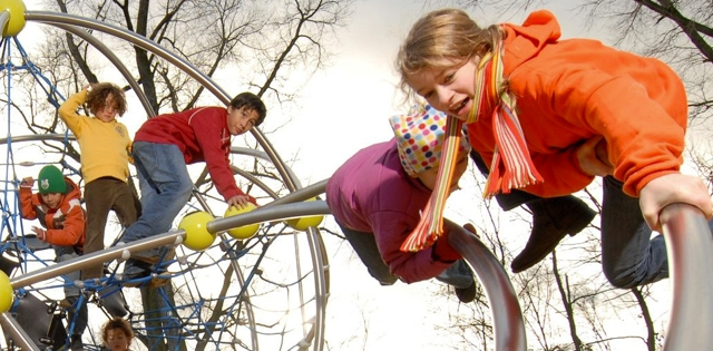 The Play's the Thing: New Innovations on the Playground