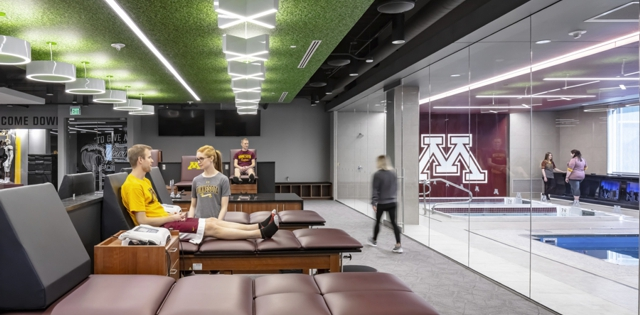 Emerging Trends in Sports Facility Design: Basic Design Principles With a Post-Pandemic Twist