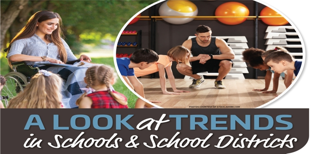 Trends in Schools & School Districts: A Look at Trends in Schools & School Districts