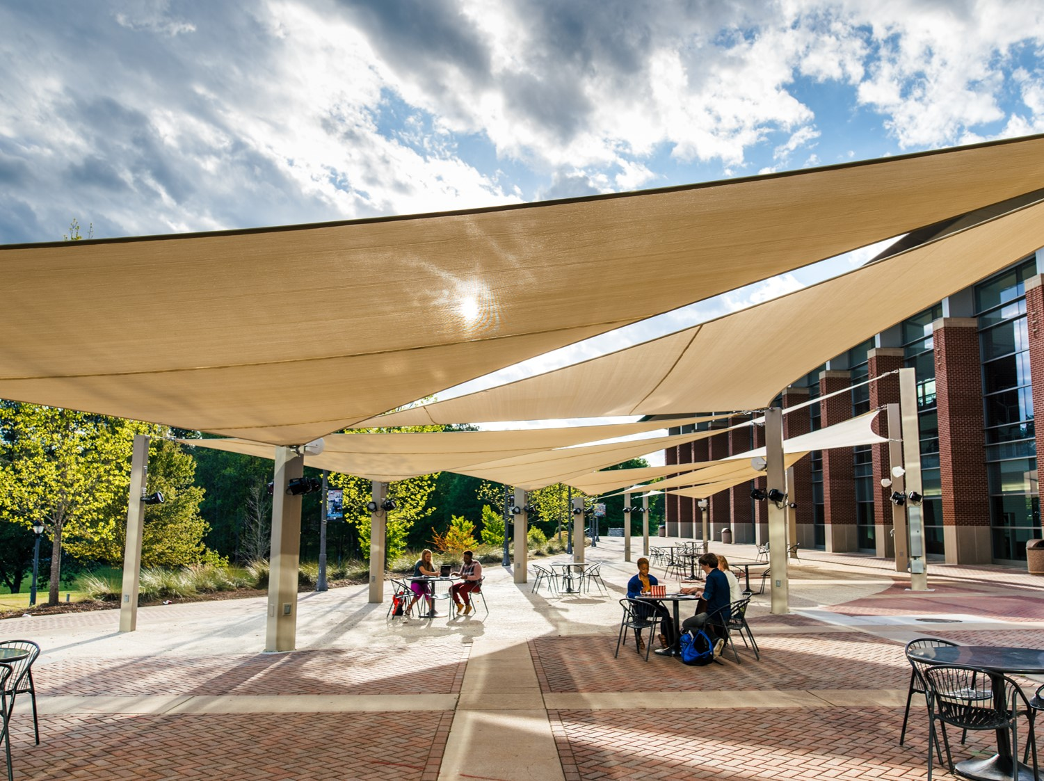 Superior Recreational Products - Designing Sites With Shade in Mind