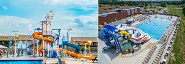 Vortex Aquatic Structures - The Main Attraction: Transform Your Community Pool With the Waterpark Model